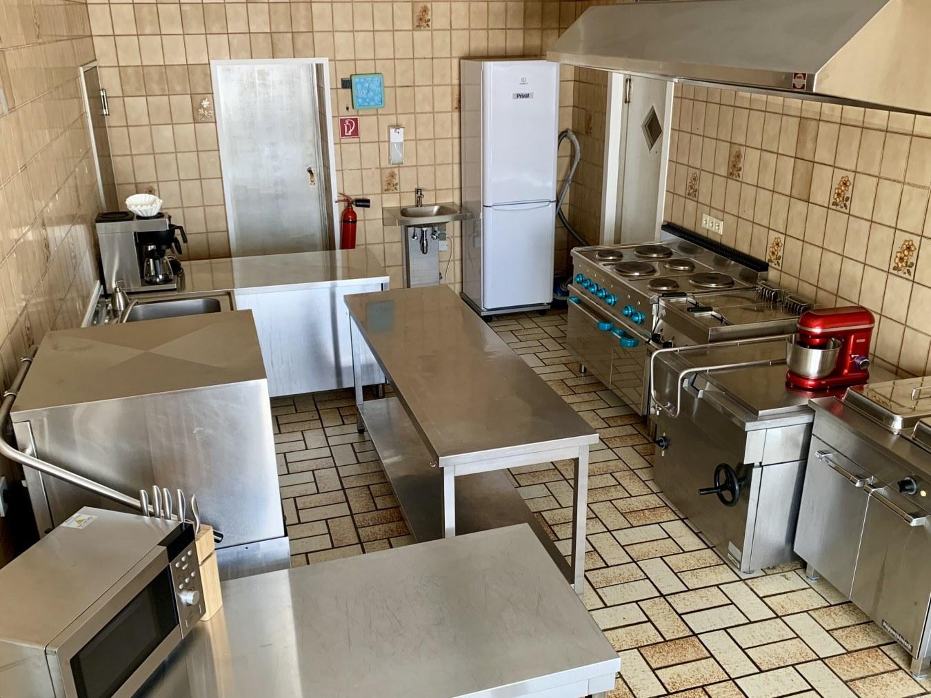 Ferienhaus Salm Keuken