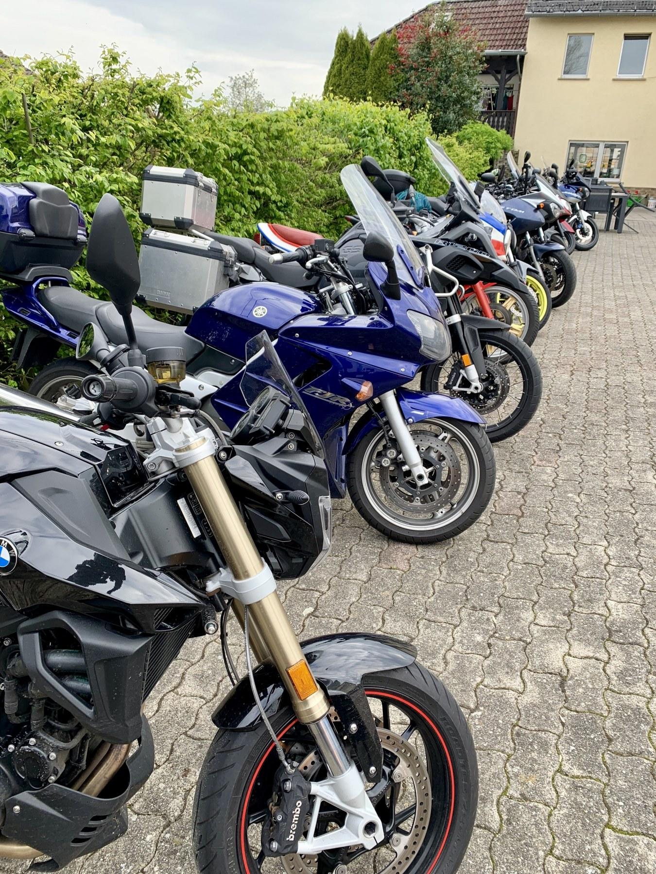 Ferienhaussalm Motoren